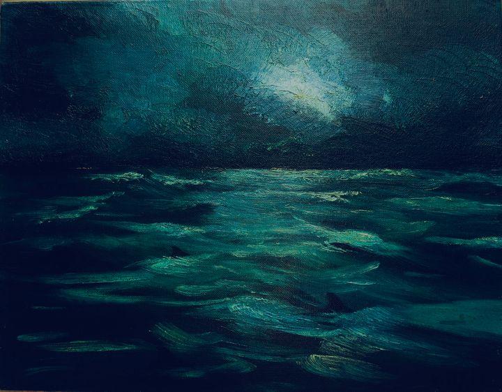Night Cruise - Riley+Mallette Fine Art