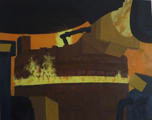 The Furnace - Riley+Mallette Fine Art