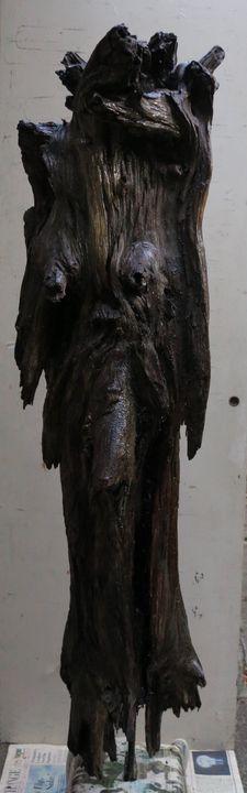 Apparition of Thanatos - Riley+Mallette Fine Art