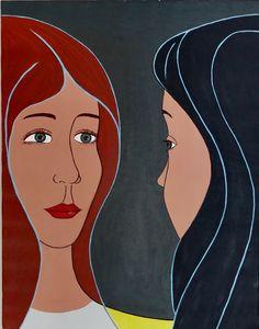 Mary and Katy