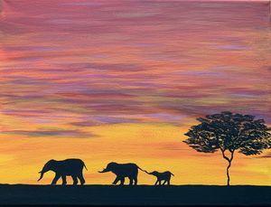 Elephant March