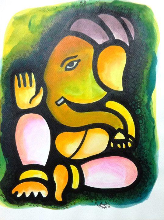 Lord Ganesh (5) - Lord Ganesh
