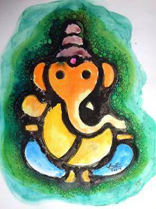 Lord Ganesh (1)