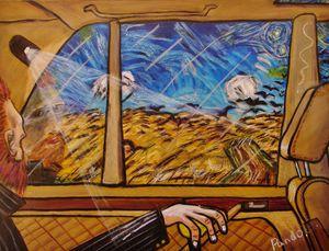 Driving Van Gogh