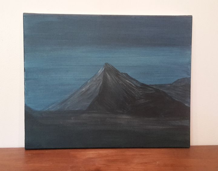 Lonely Mountain - Justin's Art Shop