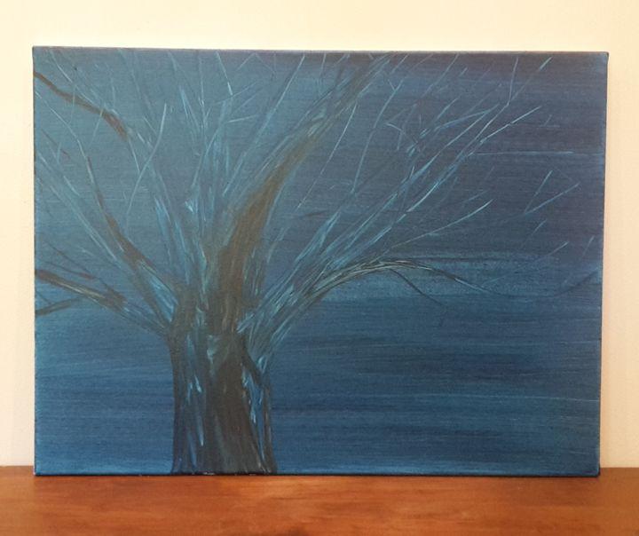 Tree Number Three - Justin's Art Shop
