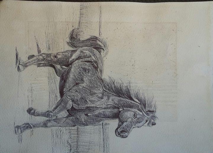 Horse - bongz