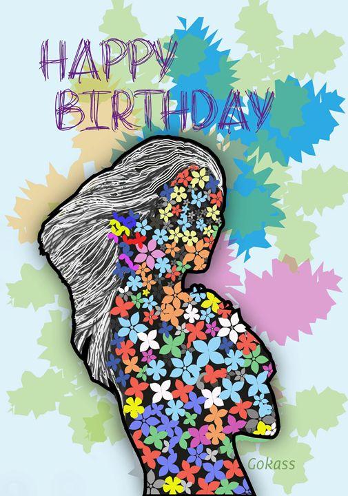 Happy Birthday-Gabriel Kasumu - Gabriel Kasumu