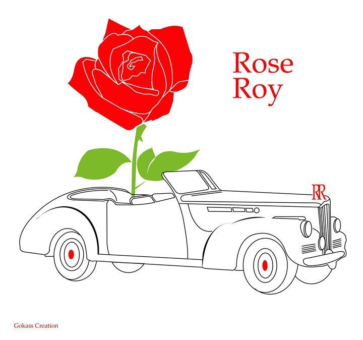 rose roy-Gabriel Kasumu - Gabriel Kasumu