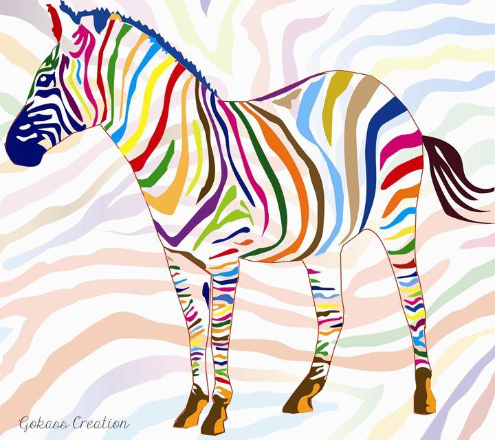 zebra vector-Gabriel Kasumu - Gabriel Kasumu