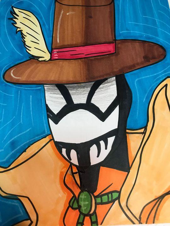 Mr.Compress - Sweet Tart Art