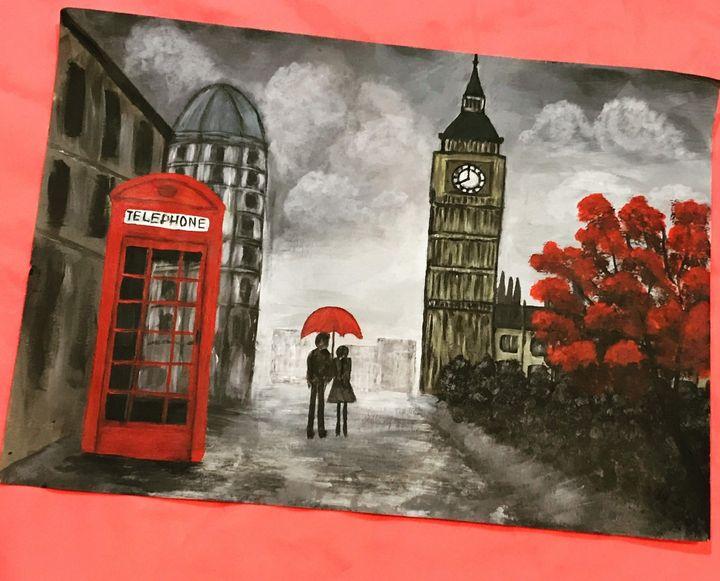 London - Natasha Avy