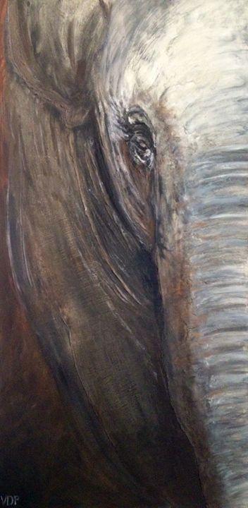 African Elephant - VdP Art & Sculpture