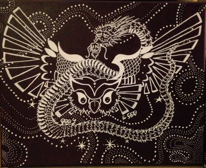 Le combat du hibou - Catherine Giusti