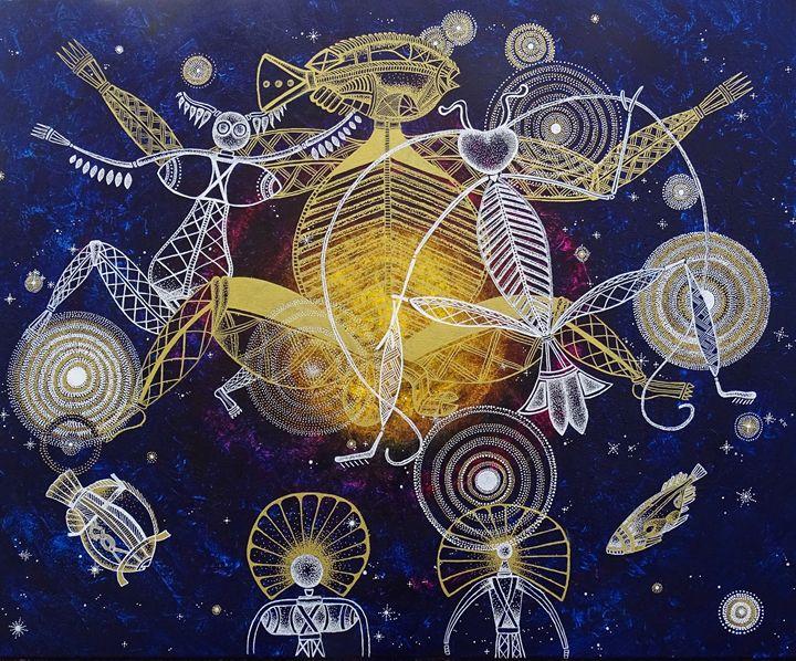 Procréation Originelle - Catherine Giusti