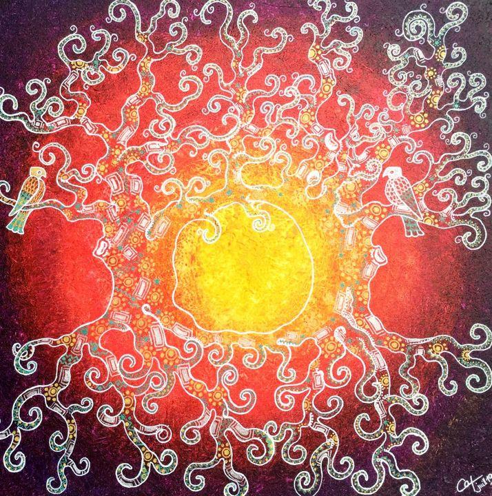 Tree of life - Catherine Giusti