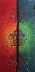 L'insurmontable dualité de l'être.