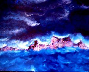 fantasy of a storm