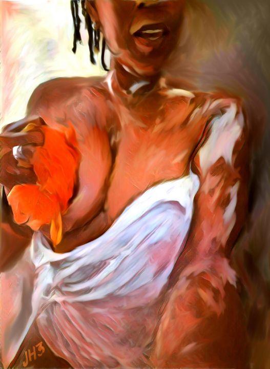 Orange blossom - Hammonds Artistic Creations