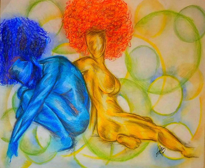 Circles of lust - Hammonds Artistic Creations