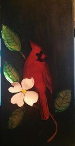 Cardinal - Recyclade by Erica Jackson