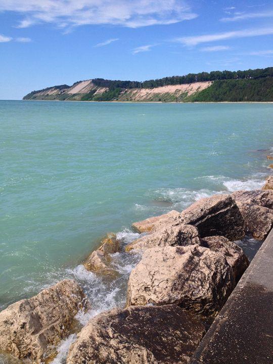 Lake Michigan - Emma