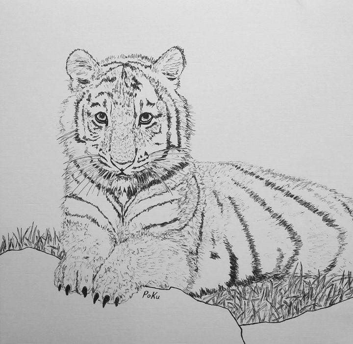 Tigress - Po Ku