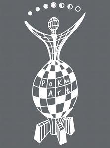Po Ku Art Logo - Po Ku
