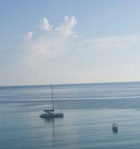 Sailing in Ocho Rios