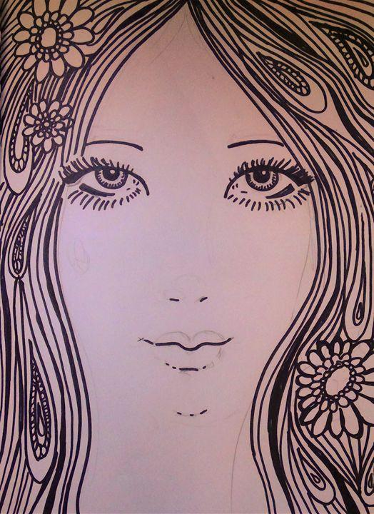 FlowerGirl - Sarah B.