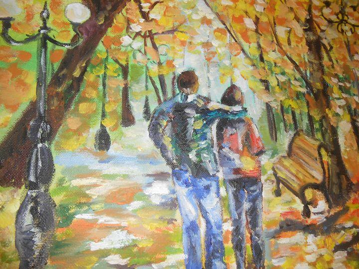 Lovers Stroll - Arthope