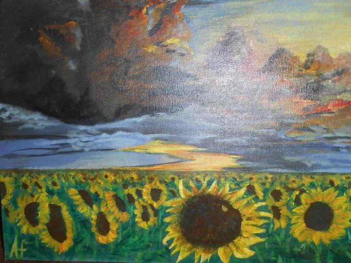 Sunflower delight - Arthope