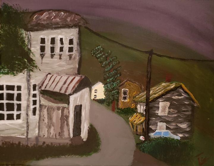Appalachian Road - Ty Hall