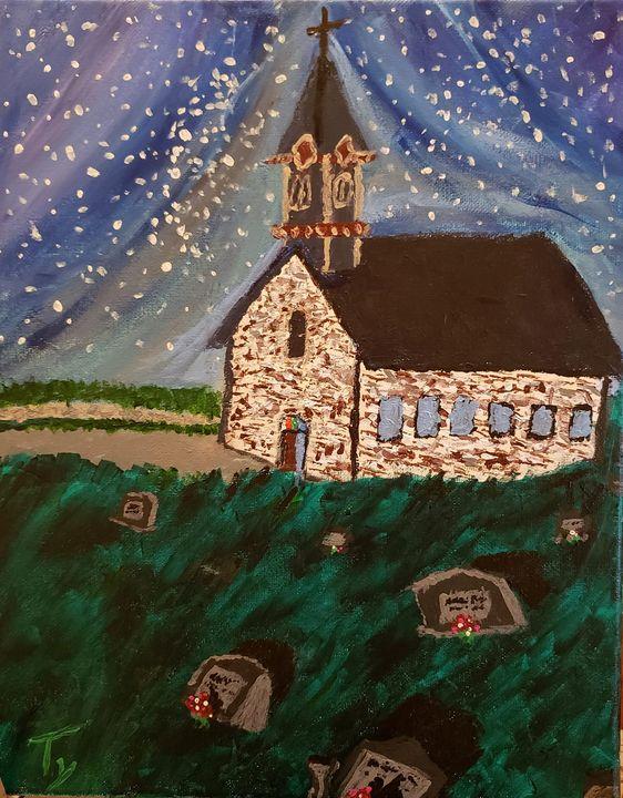 The Rock Church - Ty Hall