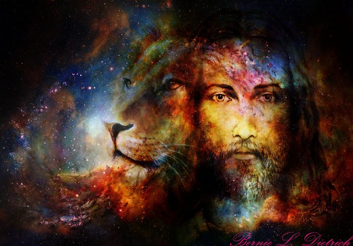 Jesus and the Lion of Judah - Christianitythenandnow.net