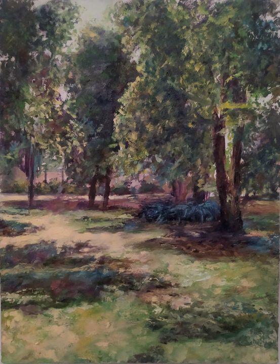 Landscape - Maryam