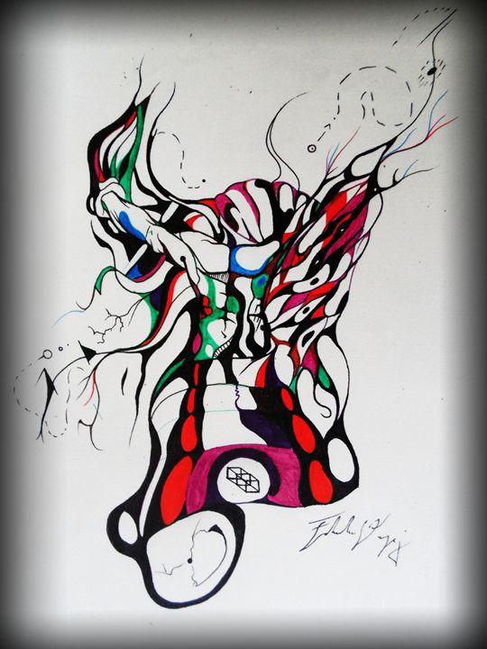 Spirit Form - Edward Orquiz's Art