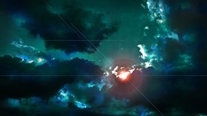 CGI Sun