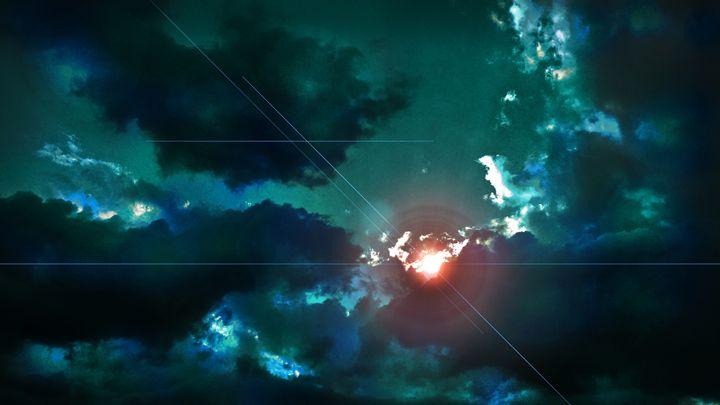 CGI Sun - Edward Orquiz's Art