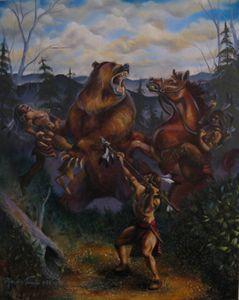 Bear vs Braves