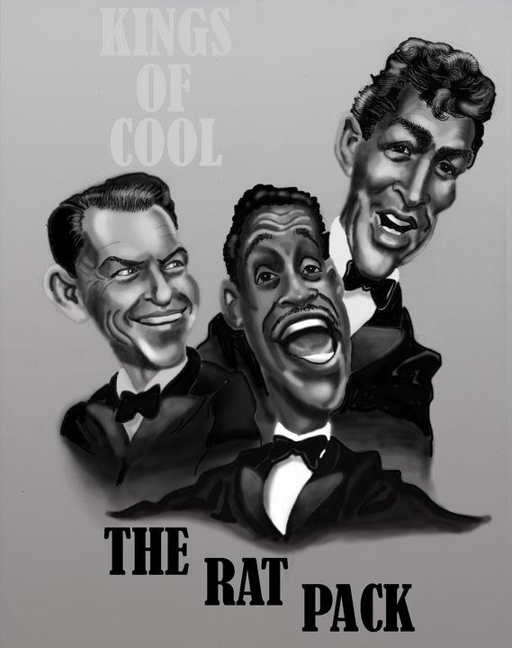 Frank, Sammy and Dean. - Marvin Teeples