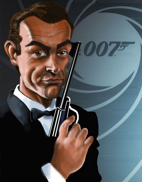 Sean Connery - Marvin Teeples