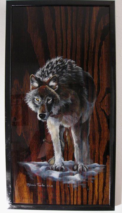 Lone Wolf - Marvin Teeples