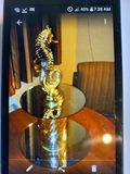 Seahorse Golden
