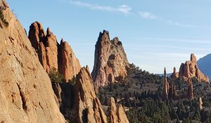 Garden of the Gods Rockface