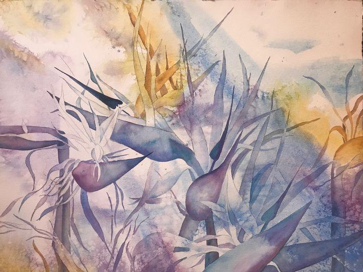 Bird of Paradise - Joan Elion