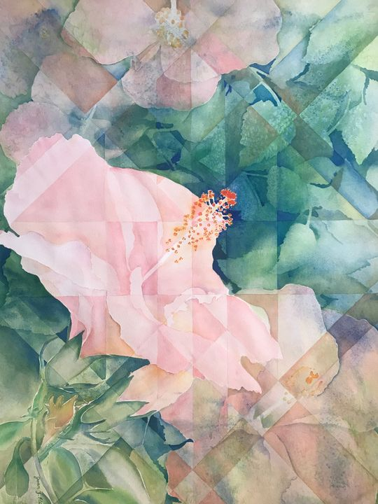 Hibiscus - Joan Elion