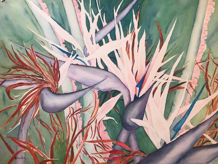 Bird of Paradise 3 - Joan Elion