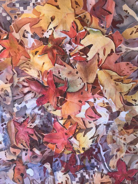 Last Autumn - Joan Elion