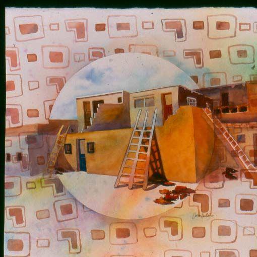 Patterns of Life - NM - Acoma - Joan Elion